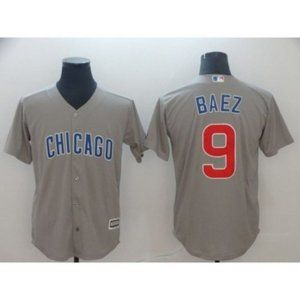 Chicago Cubs Javier Baez Jersey